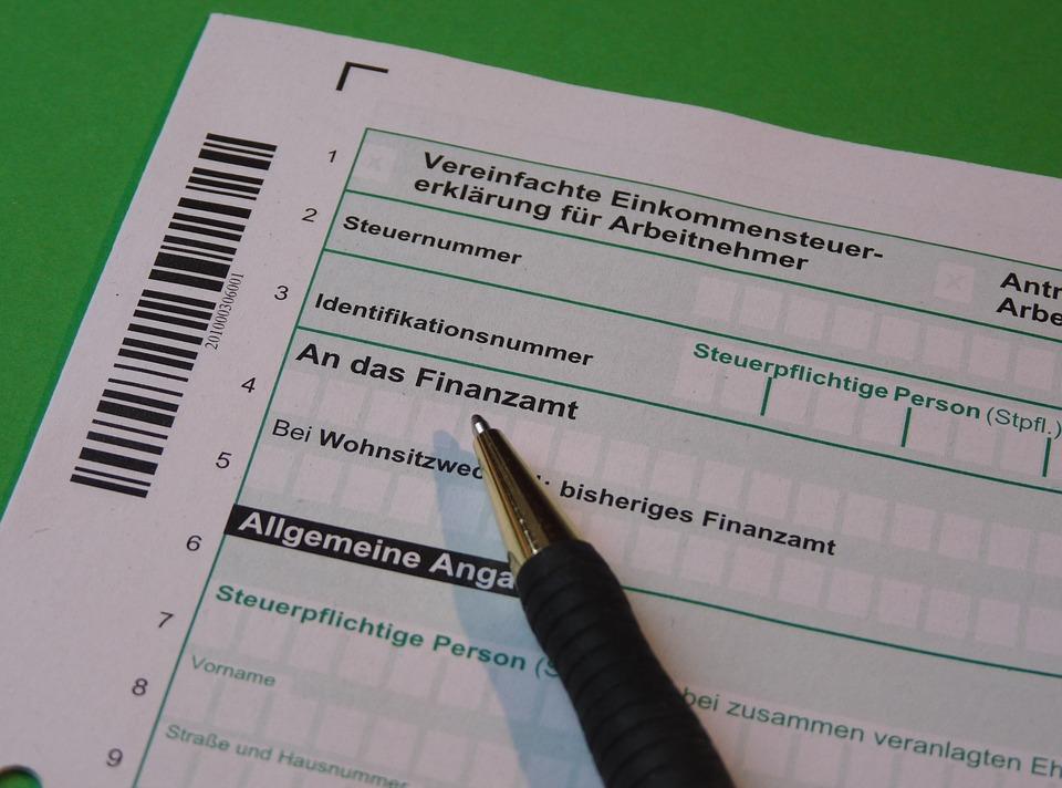 Steuer ID finden