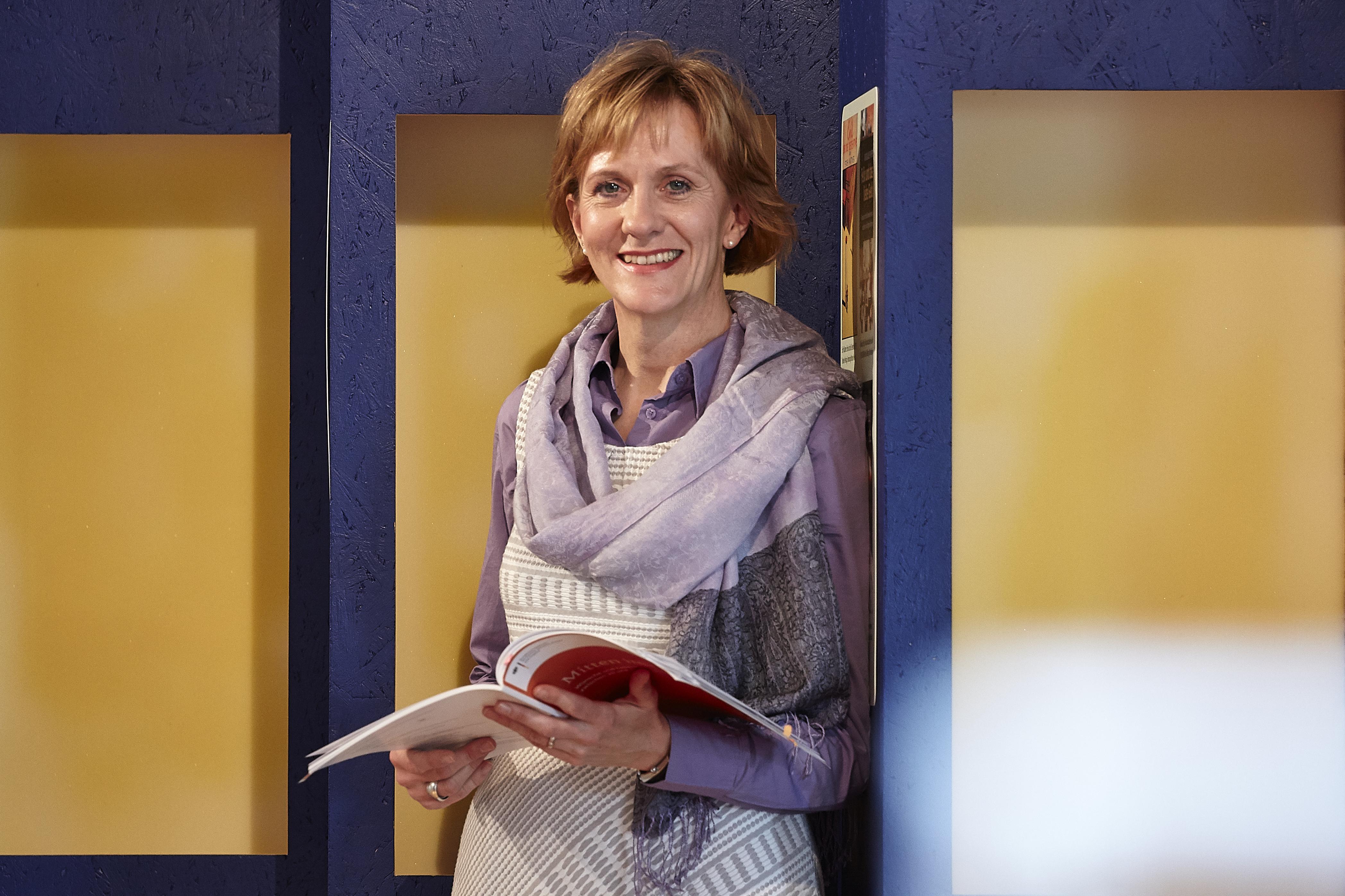 Birgit Happel über Frauen und Geld